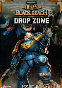 Warhammer 40,000: Heroes of the Black Reach - Drop Zone #1 (Introductory Game) (Special Offer)